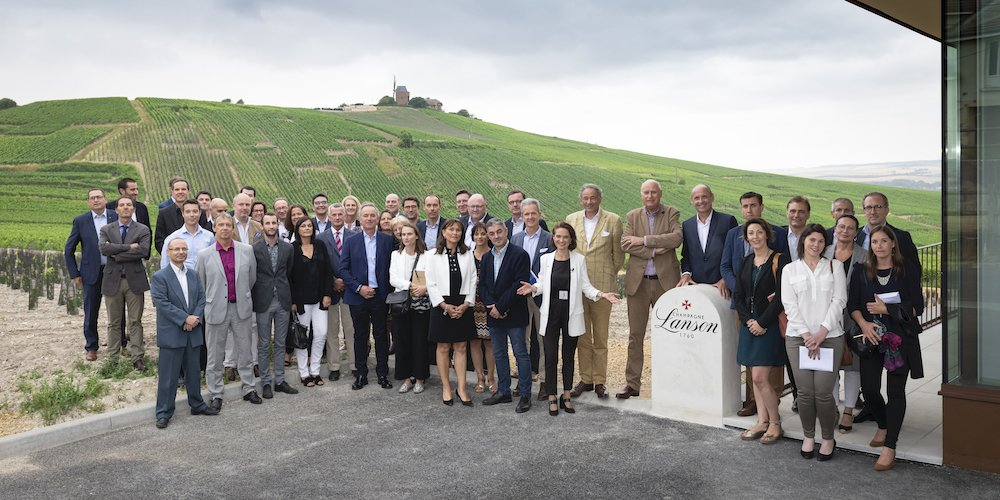 Leadership in times of Transformation – Conference for Champagne Lanson top management.